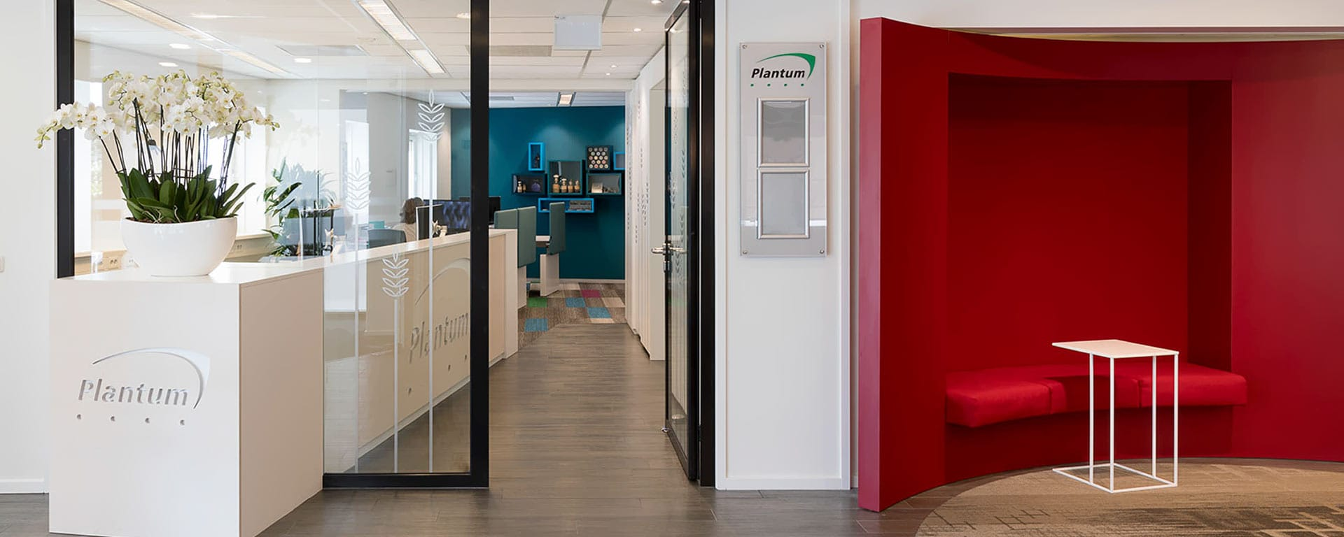 kantoor Plantum - Entree